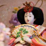 雛人形コンパクトでかわいい親王飾り お母さんも自分用にお手頃価格で評判のお雛様を