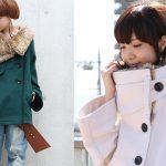 首元のあったかコートでこの冬はカッコ可愛いく!お手頃価格のおすすめコート