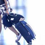 1つで二役のスーツケース これで赤ちゃん連れの旅行も楽々!