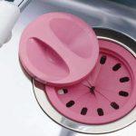 シンクの排水口をおしゃれで便利に!止水もできるカラフルな排水口の蓋のおすすめ