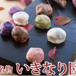 お歳暮でも日持ちのするものを 留守がちな知人に九州名物の和菓子を冷凍で