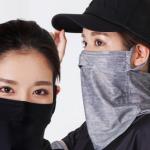 マスクなければ代用で感染防止! マスク作りは簡単にハンカチ利用で!